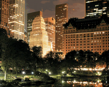 Vocal Artist in NY | One of the Most Talented Female Opera Singers | City at Night