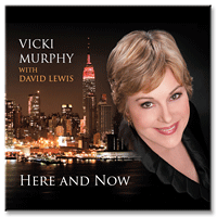 Vocal Artist in NY | One of the Most Talented Female Opera Singers | Vicki Murphy - Here and Now $14.95